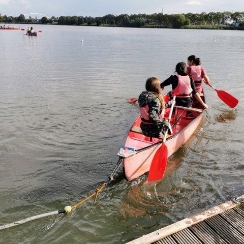 brugklaskamp 2020 kano