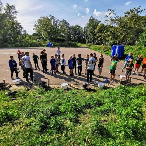 brugklaskamp 2020 tuin
